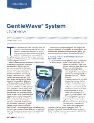 Product Profile: GentleWave® System