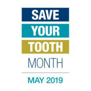 "Sonendo® Sponsors AAE ""Save Your Tooth Month"""