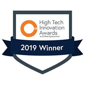 2019 Winner OCTANe High Tech Innovation Award
