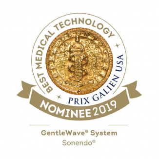 2019 Prix Galien USA Award Nominee for Best Medical Technology