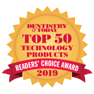 2019 Dentistry Today Readers' Choice Top 50 Technology Products