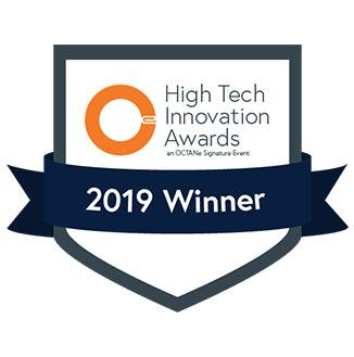 2019 OCTANe High Tech Innovation Award Recipient