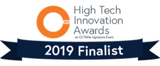 2019 OCTANe High Tech Innovation Award Finalist for Best Healthcare Company