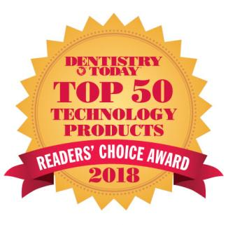 2018 Top 50 Technology Products from Dentistry Today