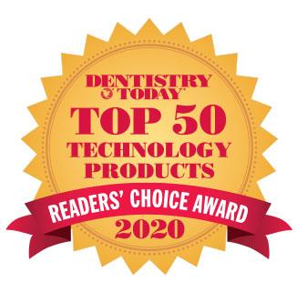 2020 Dentistry Today Readers' Choice Top 50 Technology Products