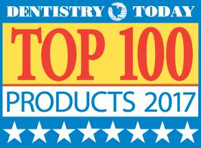 2017 Dentistry Today 31st Annual Readers' Choice Top 100 Products