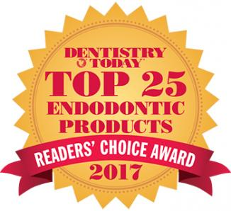 2017 Dentistry Today Readers' Choice Top 25 Endodontic Products